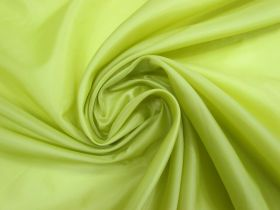 Polyester Lining- Sour Lime #3651