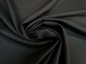 Lightweight Polyester- Sombre Black #5283