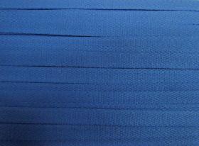 15mm Cotton Webbing Tape- Mid Blue #391