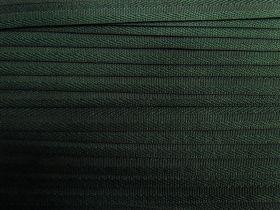 15mm Polyester Webbing Tape- Bottle Green #394
