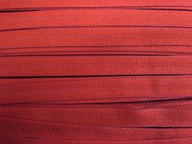15mm Polyester Webbing Tape- Red #398
