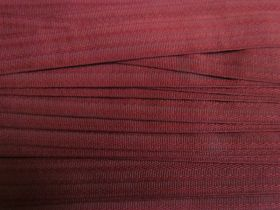 25mm Polyester Webbing Tape- Burgundy #404