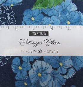 Cottage Bleu Charm Pack