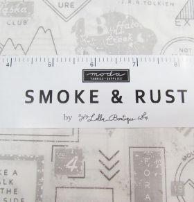 Smoke & Rust Charm Pack