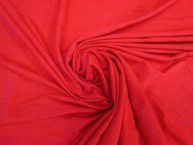 Textured Jersey- Dangerous Red #5311