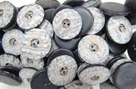 Fashion Buttons- FB041 Mottled