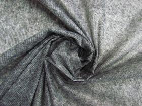 Non-Woven Fusible Interfacing With Warp Thread- Grey #3778