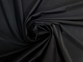 Matte Spandex- Nebular Black #5382