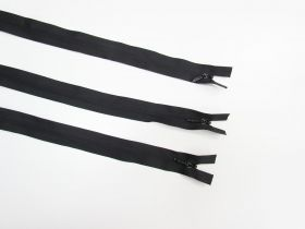 55cm Heavy Duty Invisible Zips- Black- 3 for $8