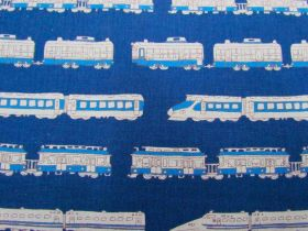 Kokka Trains- Navy