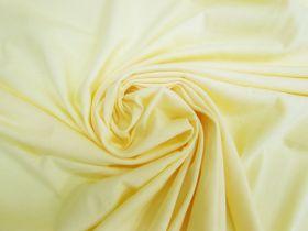 Bamboo Jersey- Custard Yellow #5418