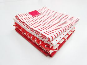 Red- Mystery Fat 1/4 Bundle- 5 for $19.95