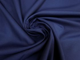 Wool Blend Twill Suiting- Royal Blue #5439
