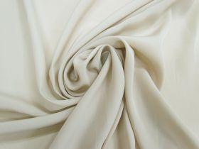 Peachskin Faille- Beige Cream #3893