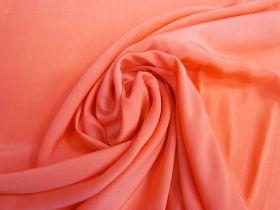 Peachskin Faille- Summer Coral #3901