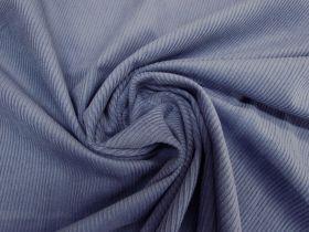 7 Wale Cotton Corduroy- Dusk Blue #5445