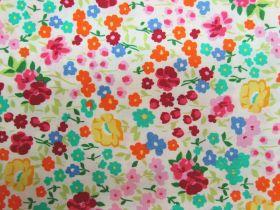 Flower Festival Cotton PW1311- Yellow