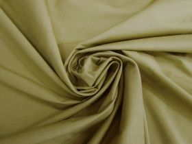 Smooth Cotton Blend Stretch Woven- Antique Green #3943