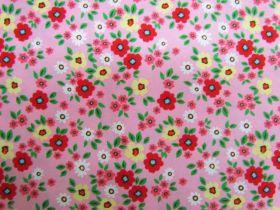 Spring Shine Cotton- Pink PW1301