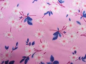 Blossoming Cotton- Pink PW1314