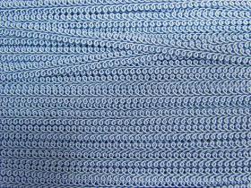 11mm Viscose Blend Braid Trim- Sky Blue #530