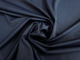 Twill Look Sports Spandex- Dark Denim Blue #4061
