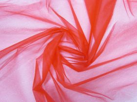 Soft Tulle- Red #5461