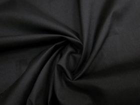 Poplin- Black