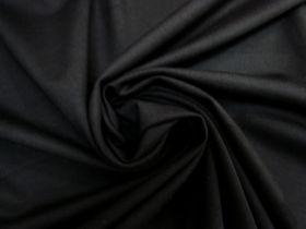 Ponte Knit- Matte Black #5471