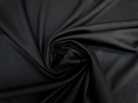 Ponte Knit- Comfy Black #5474