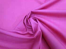 Roll of Poplin- Hot Pink