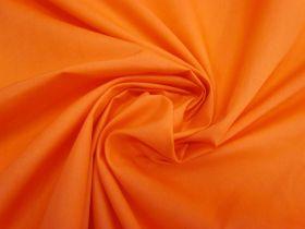 Roll of Poplin- Orange