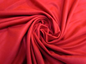 Wool Flannel Coating- Red Riding Hood #5481