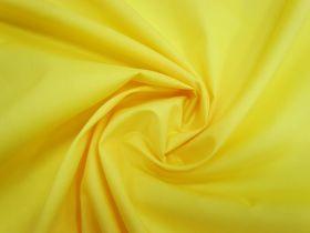 Poplin- Bright Yellow