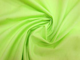 Roll of Poplin- Lime