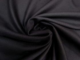 Soft Wool Twill Suiting- Dark Navy #5485