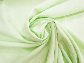 Textured Cotton Suiting - Spring Green #4113