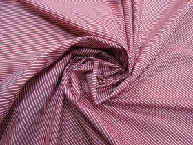 Cherry Jam Stripe Cotton #5514
