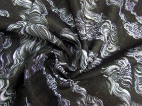 Smoke And Mirrors Cotton Linen #5522