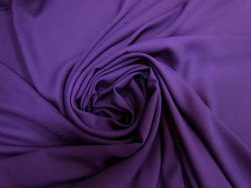 Georgette- Dark Orchid Purple #5533