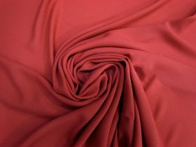 Georgette- Volcanic Red #5536