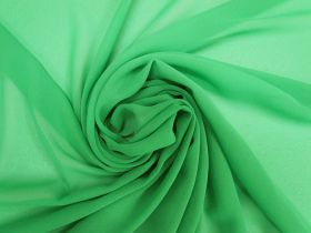 Georgette- Charming Green #5537