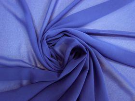 Georgette- Atlantic Blue #5540