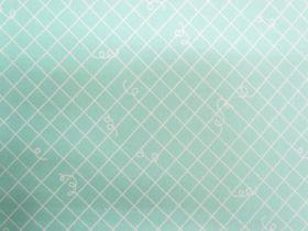 Ruby Star Society Cotton- Adorn- Broken Tiles- Frost #12