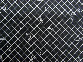 Ruby Star Society Cotton- Adorn- Broken Tiles- Black #21