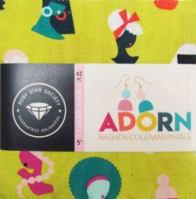 Ruby Star Society- Adorn Charm Pack