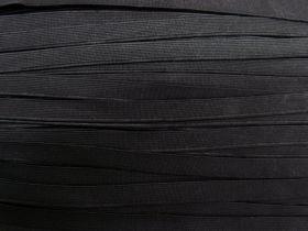 13mm Woven Elastic- Black #526