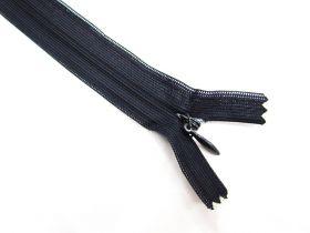 Invisible Zip- Dark Navy- 320