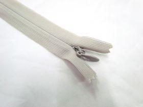 Invisible Zip- Smoke Grey- 300