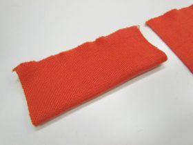 Wool Pre-Cut Cuff Ribbing- Mandarin #RWC017